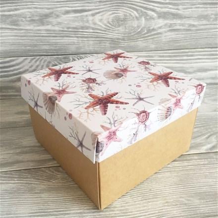 Коробка квадратная D008