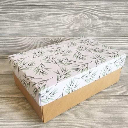 Коробка квадратная D064