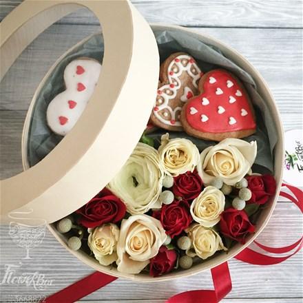 "Коробка-сюрприз  ""FlowerBox""  S083"