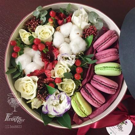 "Коробка-сюрприз  ""FlowerBox""  S154"