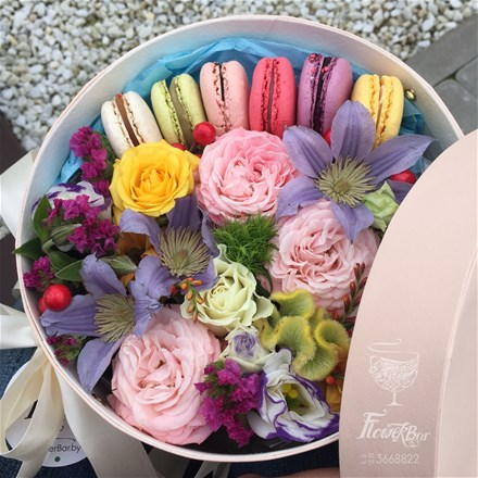 "Коробка-сюрприз  ""FlowerBox""  S160"