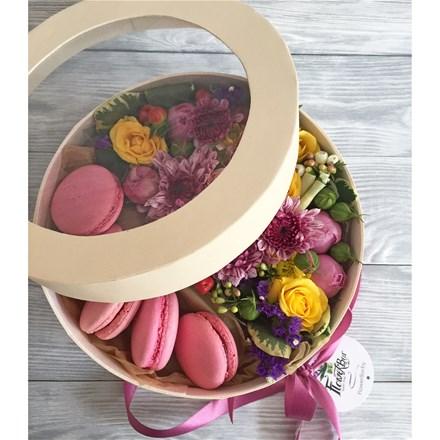 "Коробка-сюрприз  ""FlowerBox"" S135"