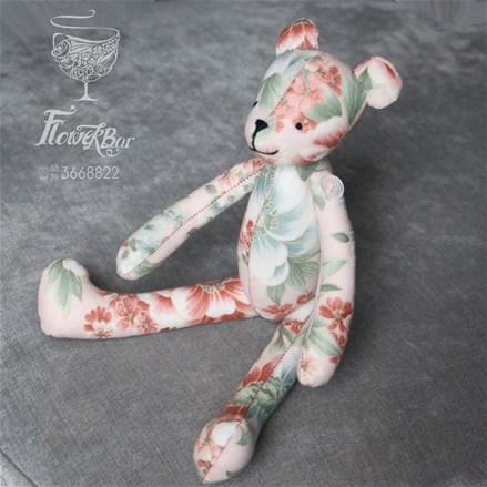 Мишка ручной работы D019