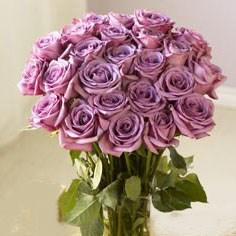 Роза сиреневая (шт)