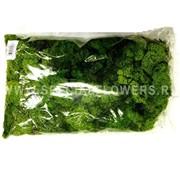 """Стабилизированный мох Ягель """"Зелёный"""", 500 гр H011"""