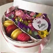 "Коробка-сюрприз  ""FlowerBox""  S011"