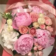 "Букет-коктейль ""Pink Piano"" B018"