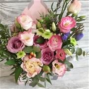 """Композиция """"Flowers letter"""" A066"""