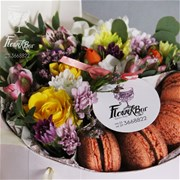 "Коробка-сюрприз ""FlowerBox"" S101"