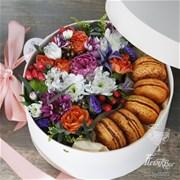 "Коробка-сюрприз  ""FlowerBox"" S010"