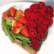"""Композиция """"Strawberry & Love"""" A063"""