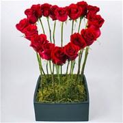"Сердце ""Love opium"" A070"