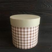 Шляпная круглая коробка XS D061